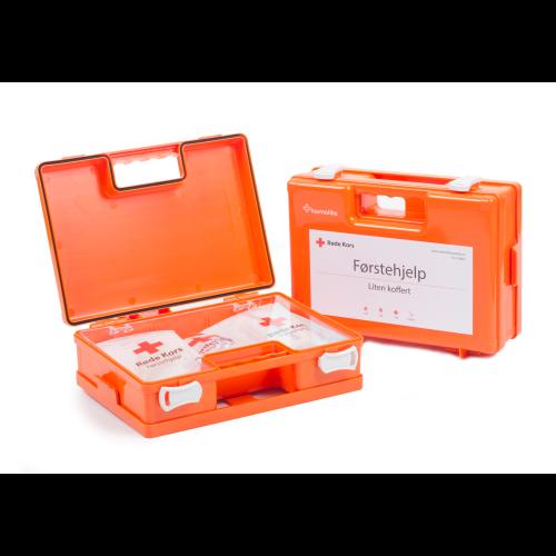 Førstehjelpskoffert liten Røde Kors