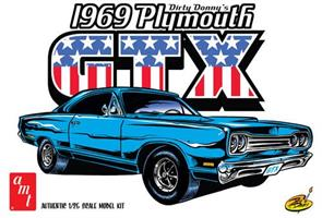 1969 Dirty Donny Plymouth GTX