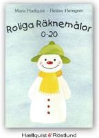 Särtryck Roliga Räknemålor 0-20 - pdf
