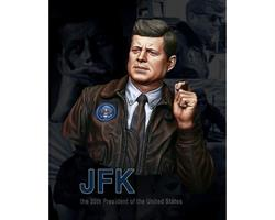 JFK, The 35th President of The United States