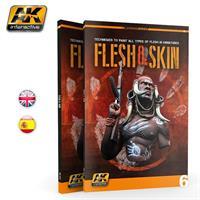 Flesh & Skin, Lærebok, Engelsk tekst
