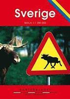 Sverige 1:1,2 m