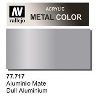 METAL COLOR 77.717 : Dull Aluminium