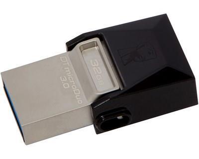 USB-MINNE, KINGSTON DTDUO3 64GB