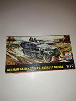 German Sd. Kfz. 251/7c Assault Bridge