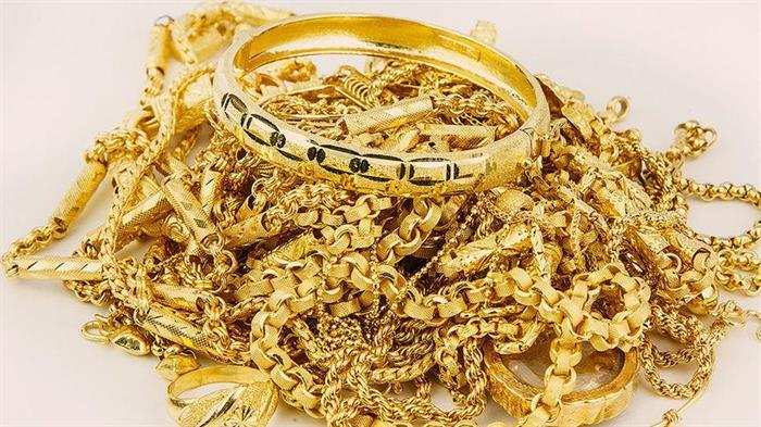 Guldet är kraftigt övervärderat