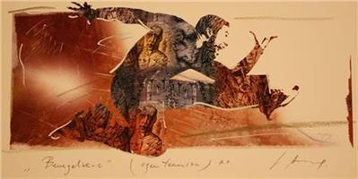 Lena Akopian-Bevegelse II