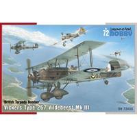 Vickers Vildebeest MK.III