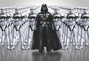 Komar fototapet Star Wars Imperial Force
