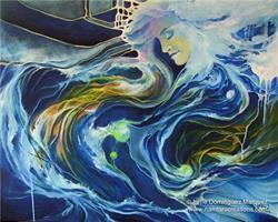 irene Dominguez-Blue dream