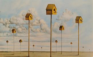 Tom Erik Andersen-Above us only sky