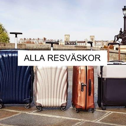 Alla resväskor