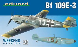 Bf 109E-3, Weekend Edition