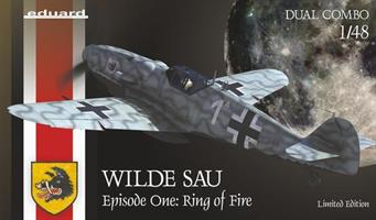 Wilde Sau Episode One: Ring of Fire. Ltd Edition