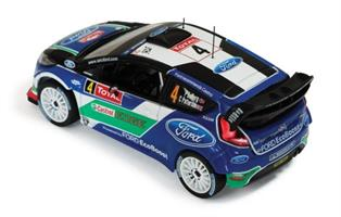 FORD FIESTA RS WRC #4