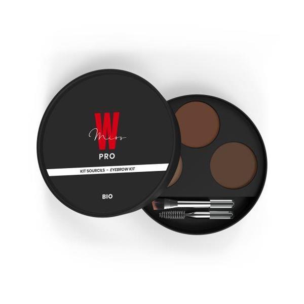 miss W PRO  Eyebrow kit