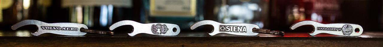 Nyckelringar ECOkeyrings Hubcap