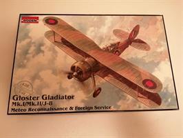 Gloster Gladiator Mk.I/Mk.II/J.8