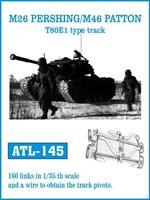 M26 PERSHING / M46 PATTON T80E1