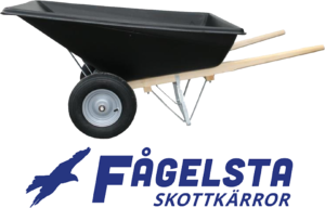 SKOTTKÄRRA - 350 L 2-hjul