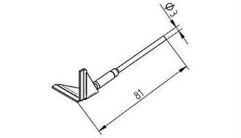 Tip Ersadur  25mm PLCC 68