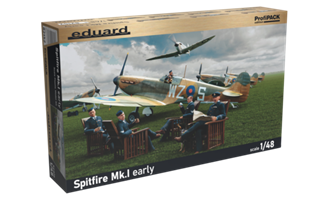 Spitfire Mk. I early