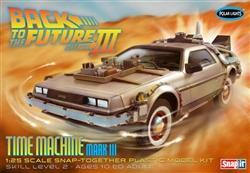 Back to the Future III Time Machine Snap