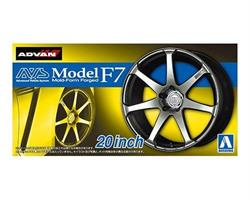Advan AVS Model F7 20 inch