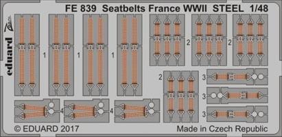 Seatbelts France WWII