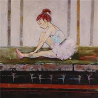 Tone Flesche-Ballerina II
