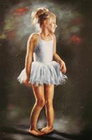 Yvonne J Karlsen-Ballerina IV