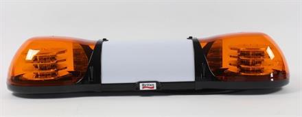 LED ljusramp 750 mm Gul