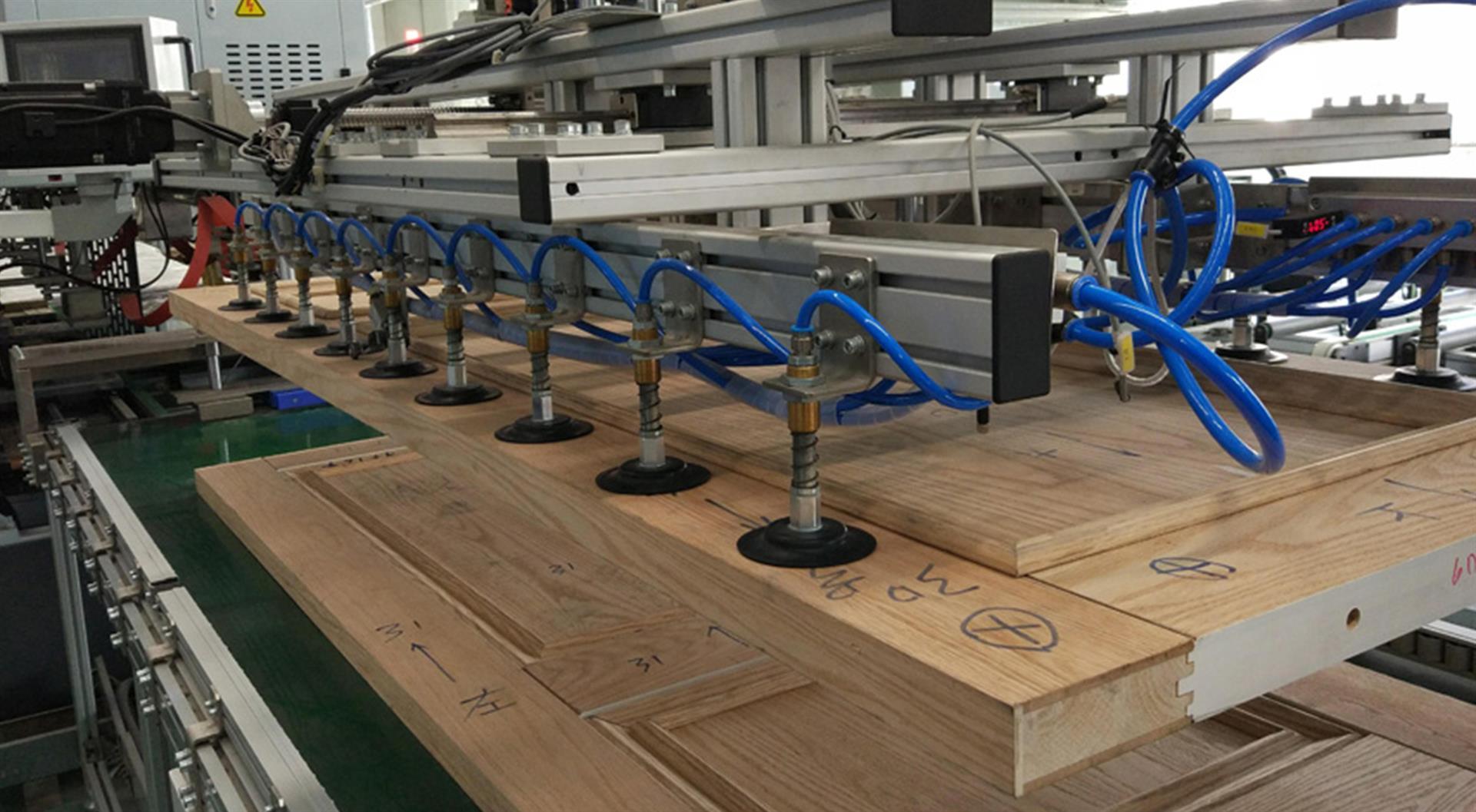 tyhjiögeneraattori puu-ja kalusteteollisuus