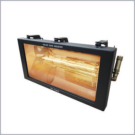 EHSAFE15 Industry Atex-infrapunalämmitin ,säteilylämmitin,Safe Industry Atex 1500W