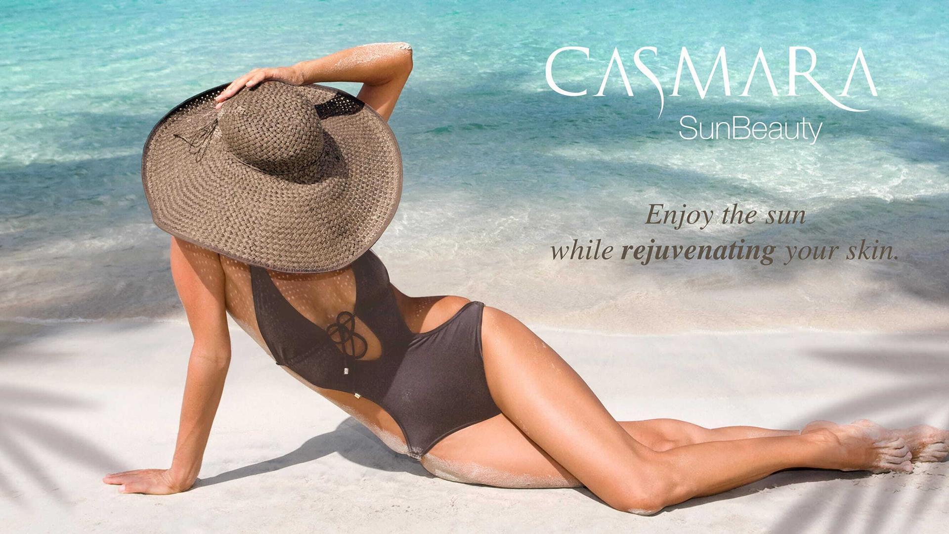 Sun Beauty - Enjoy the sun while rejuvenating your skin