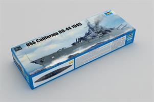 USS California BB-44 1945