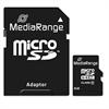 SD-MINNE MICRO HC, 4 GB, MEDIARANGE