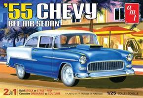 '55 Chevy Bel Air Sedan