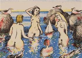 Øivind Jorfald - Fruene fra havet