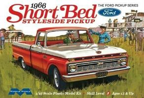 1966 FORD SHORT BED STYLESIDE PICKUP