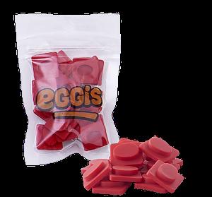 E1PEGGIS 3-PACK Blå/Gul/Röd