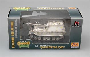 Panzerjager Ferdinand 653rd easten front 1943