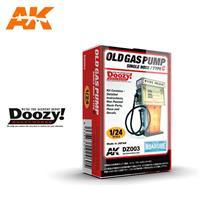 Old gas pump single hose/type C