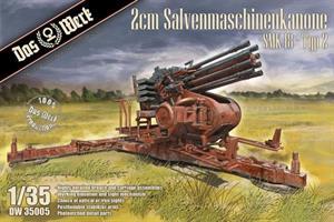 2cm Salvenmaschinenkanone SMK 18 Typ 2