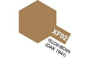 XF-92 Yellow Brown