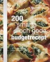 200 smarta och goda budgetrece