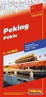 Peking City map 1:15000