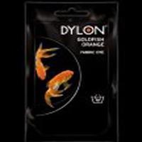 Tekstilfarger håndfarging, goldfish orange