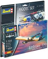 Embraer 190. Model Set