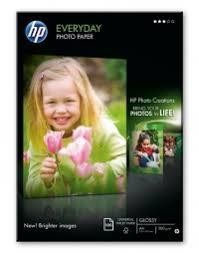PAPPER, HP EVERYDAY PHOTO A4 100-PACK